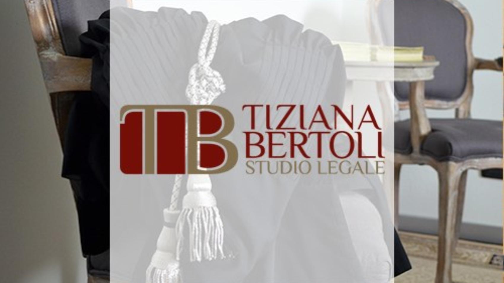 Studio legale va. Tiziana Bertoli