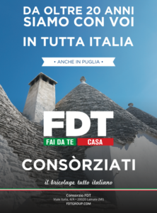 Campagna FDT per Bricomagazine