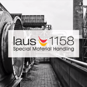 Laus 1158 Special Material Handling