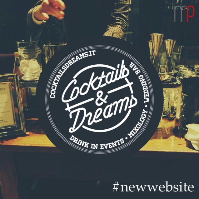 Cocktails & Dreams Nuovo sito web