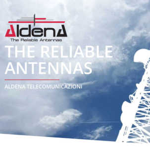 Aldena Telecomunicazioni nuovo sito web